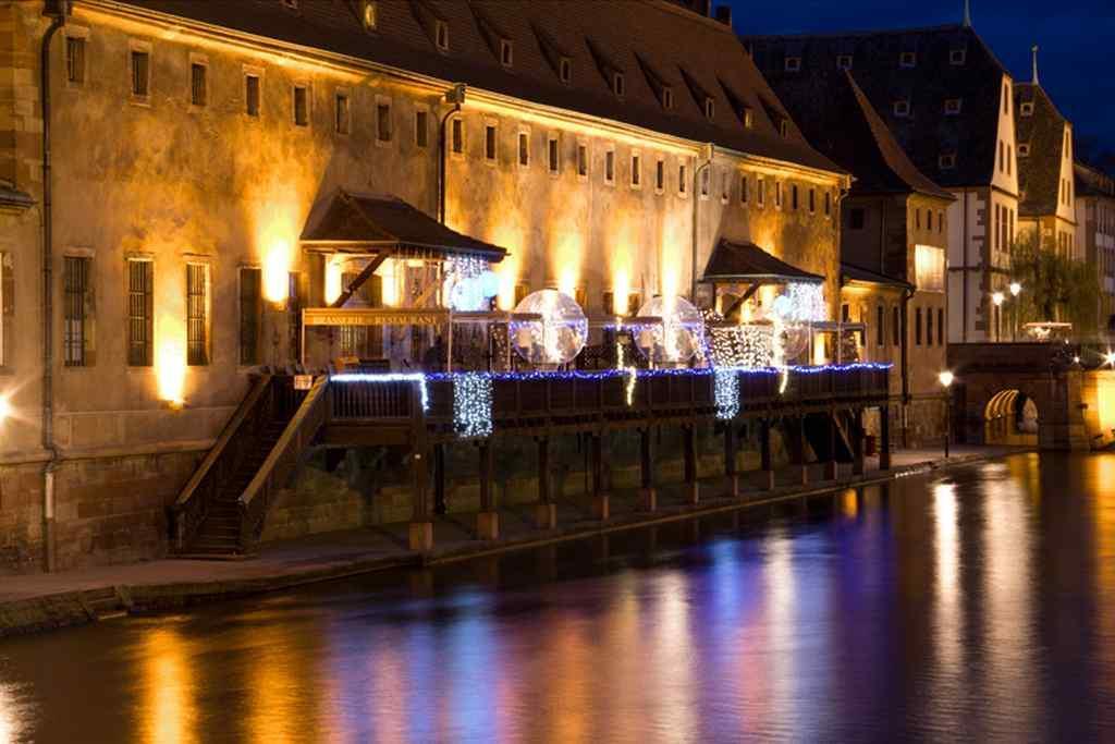 Restaurant a l 39 ancienne douane for Reso strasbourg