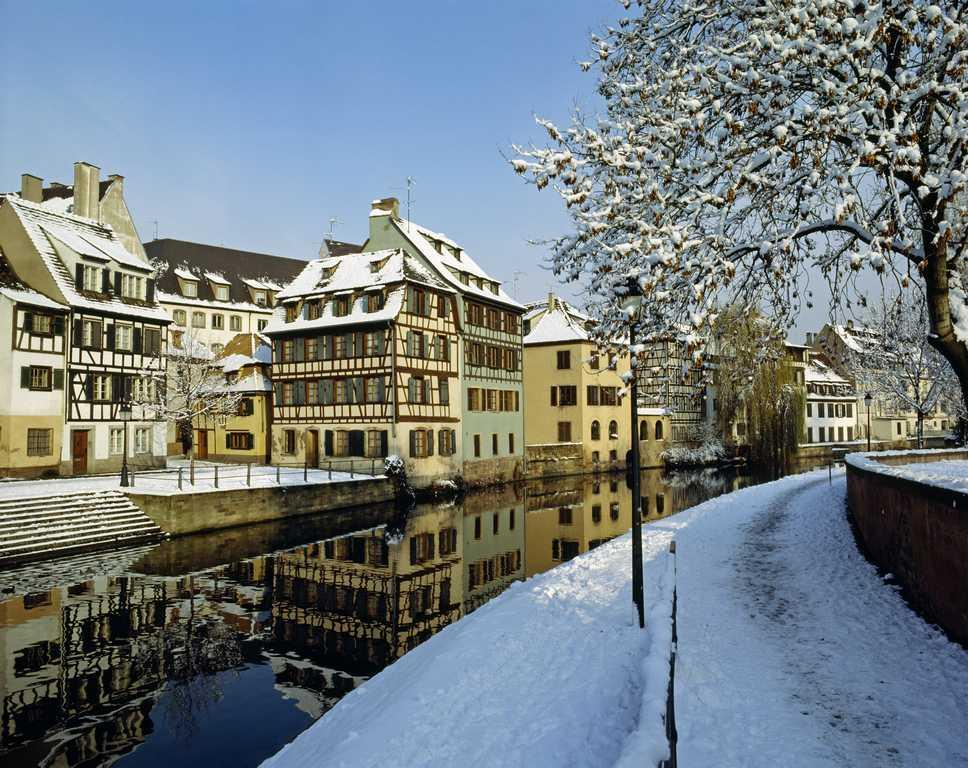 The petite france quarter for Alsace carrelage strasbourg