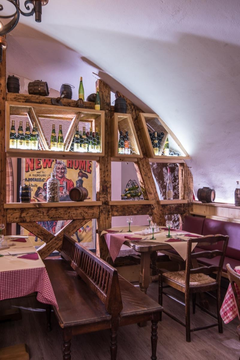 Restaurant le gruber for Reso strasbourg