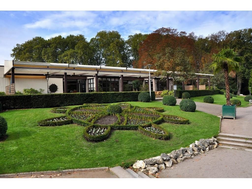 Restaurant le jardin de l 39 orangerie for Restaurant le jardin au moulleau