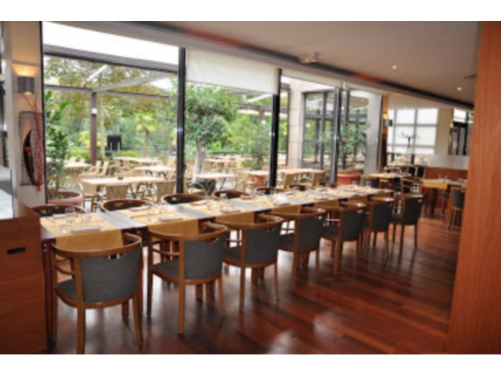 Restaurant le jardin de l 39 orangerie Le jardin restaurant