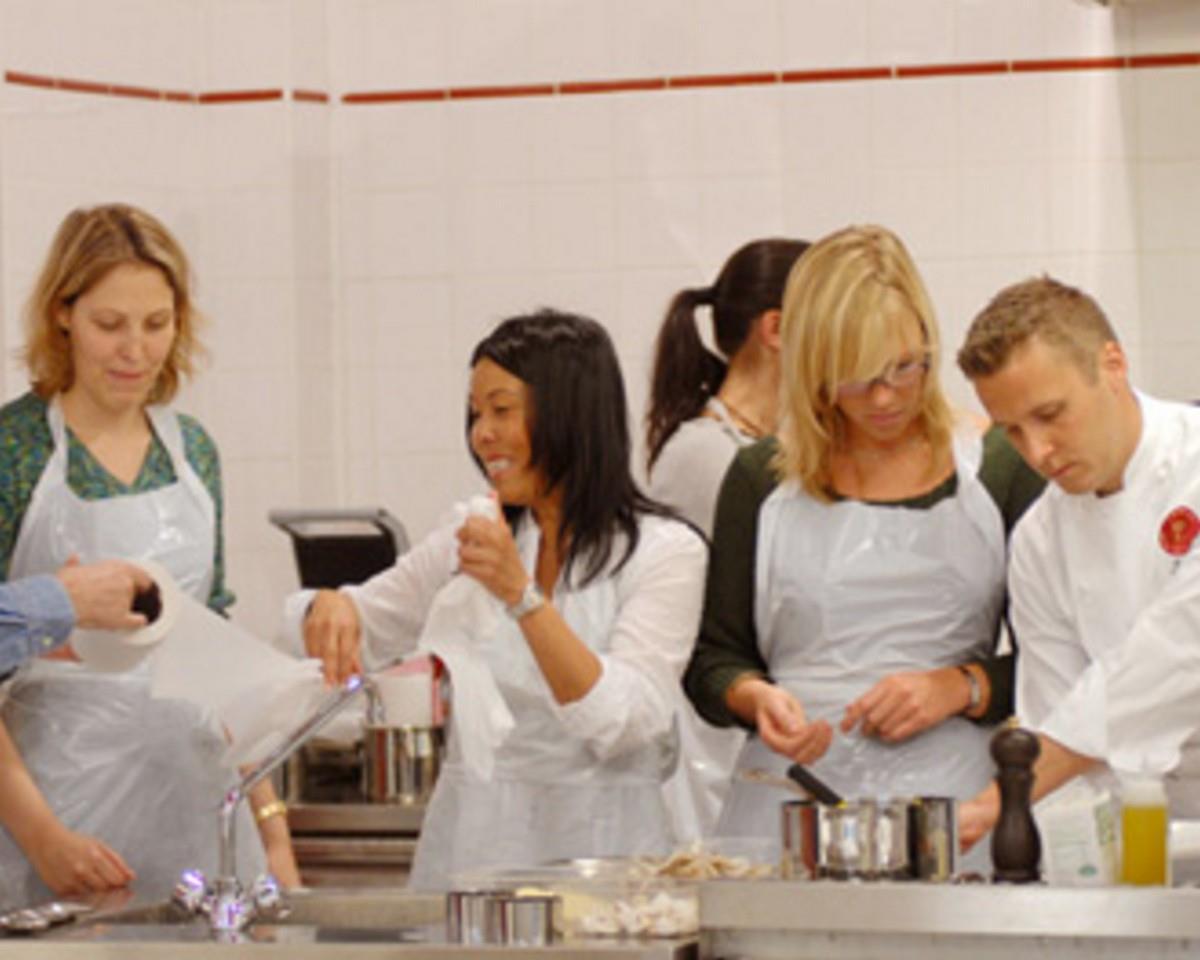 L 39 atelier des chefs cours de cuisine for Alba pezone cours de cuisine