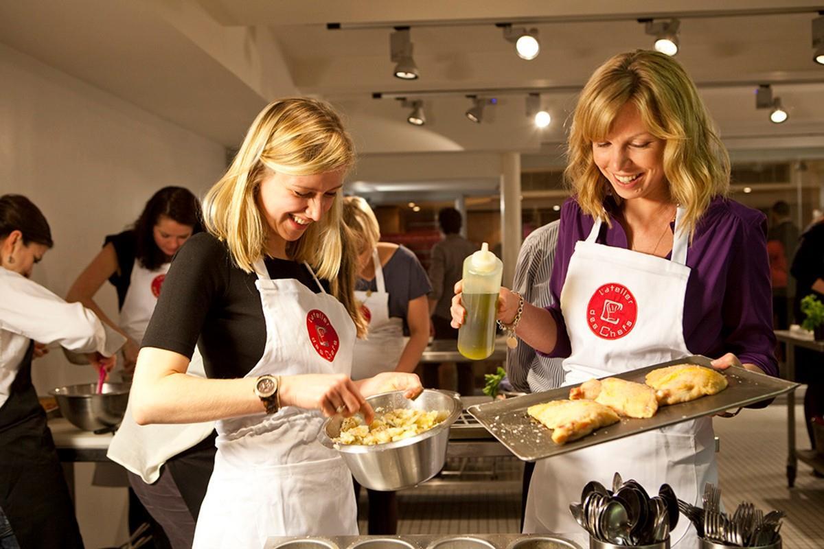 L 39 atelier des chefs cours de cuisine - Cours de cuisine finistere ...