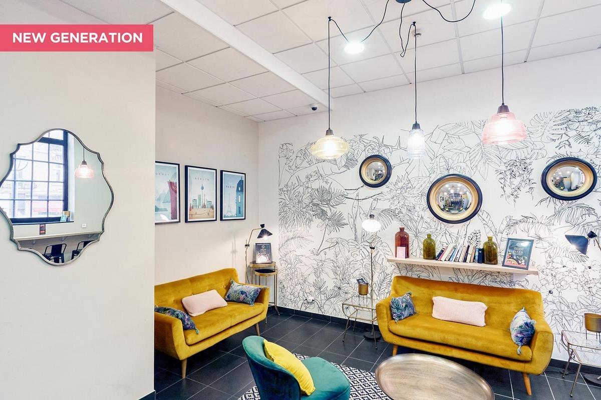 r sidence h teli re appart 39 city strasbourg centre. Black Bedroom Furniture Sets. Home Design Ideas