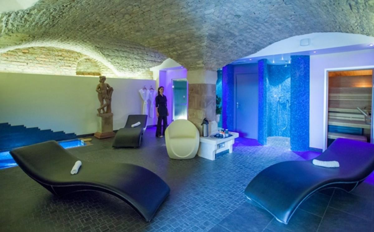 Hotel Et Spa Le Bouclier D Or Strasbourg