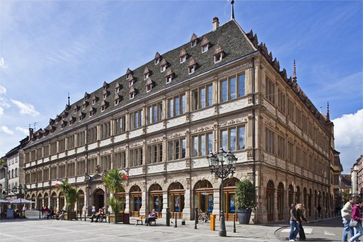 La chambre de commerce et d 39 industrie for Chambre de commerce et d industrie strasbourg