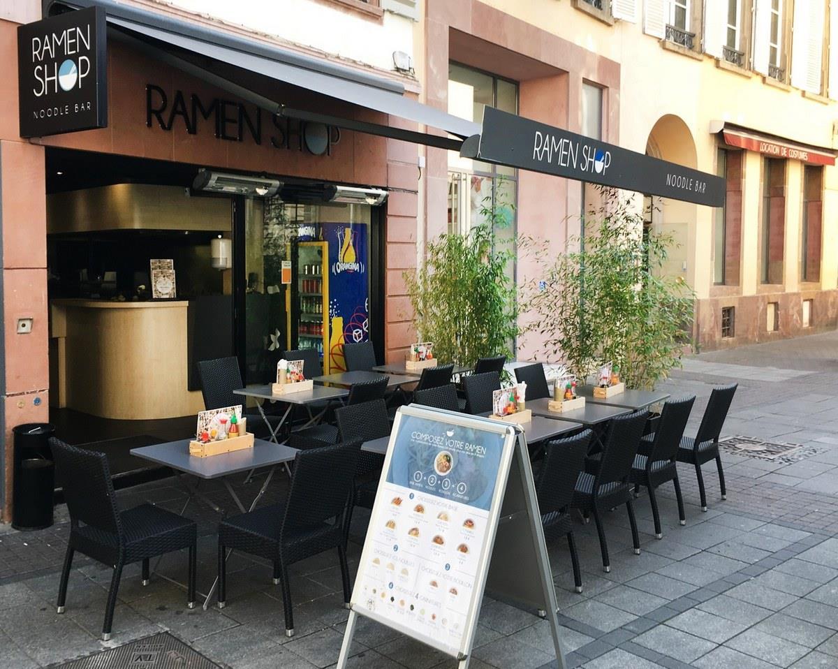 Restaurant Ramen Shop