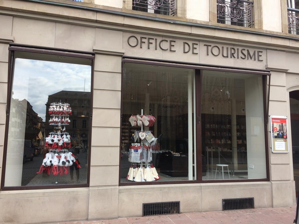 La boutique de l 39 office de tourisme de strasbourg et sa r gion place de la cath drale - Office tourisme la spezia ...