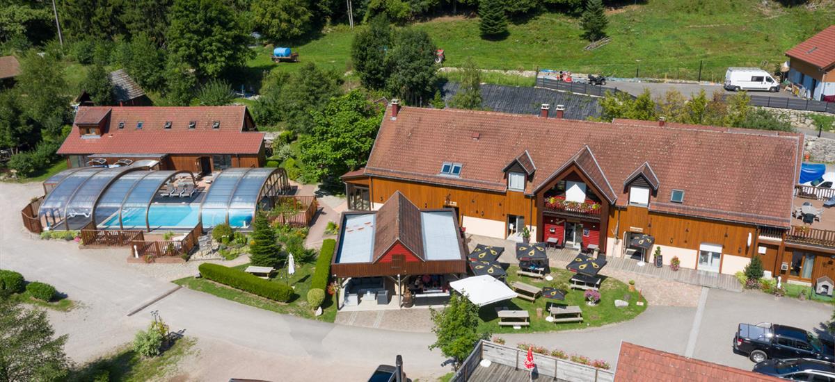 chalets de la Wormsa - Vallée de Munster - Alsace