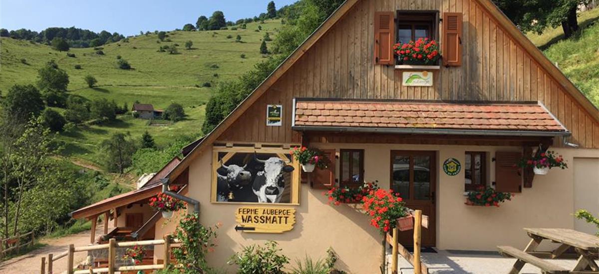 Ferme auberge Wassmatt - Vallée de Munster