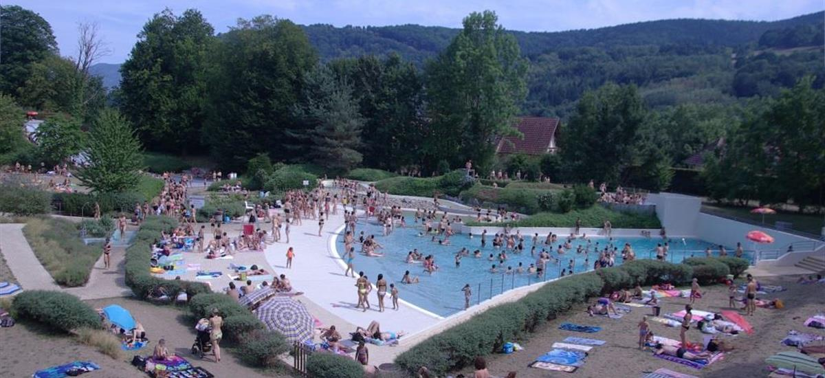 Piscine munster alsace centre nautique toboggan for Piscine spa alsace