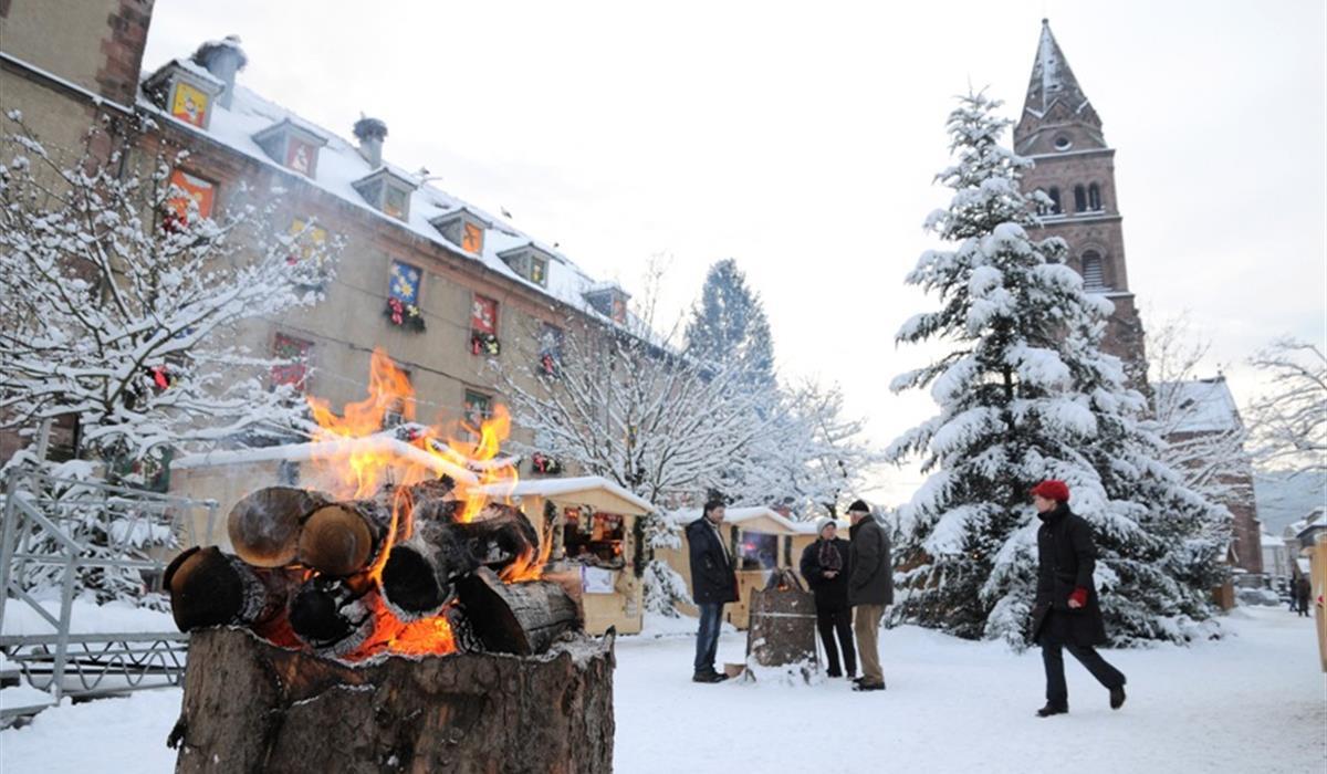 Marché de l'an neuf - Vallée de Munster - Alsace