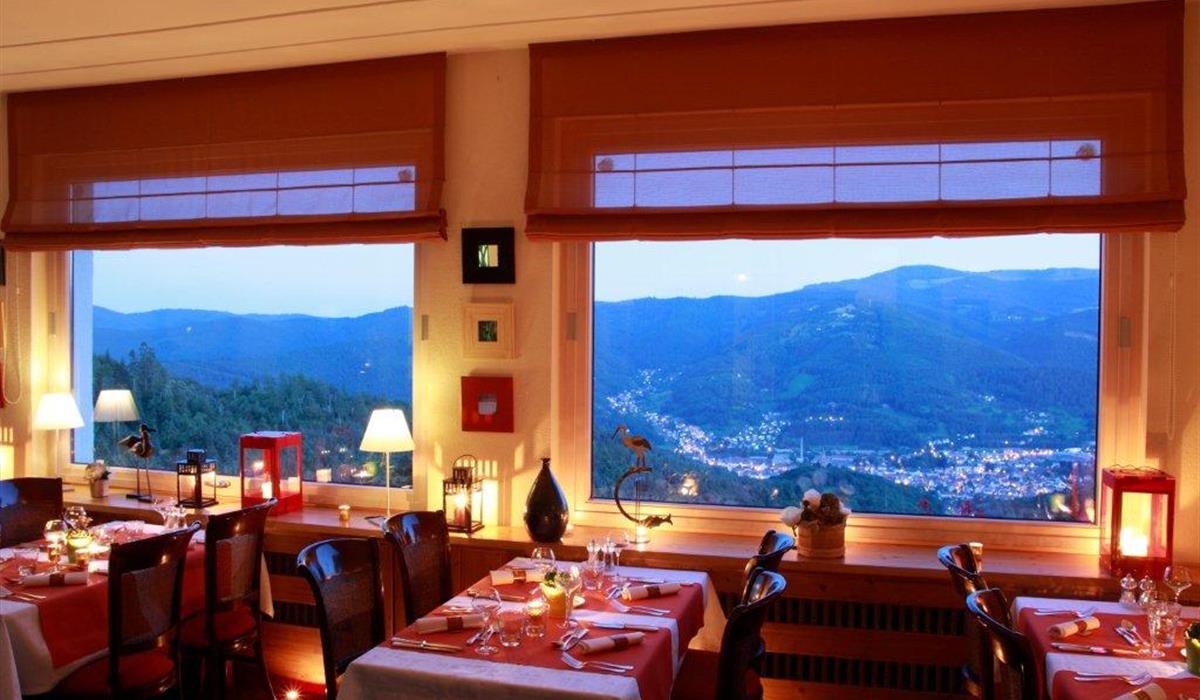 Restaurant Panorama - Hohrodberg - Alsace