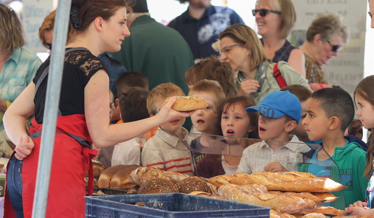 marché aux pains - Munster - crédit photo OTVM