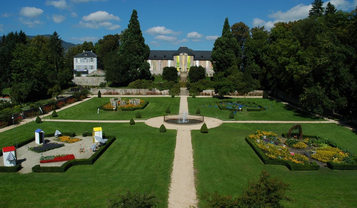 Jardins du Parc de Wesserling -  © Frédéric Hurst