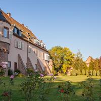 Château Birkenwald et jardin