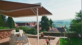 Terrasse - vue panoramique