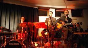 Un concert au CafA'Sol