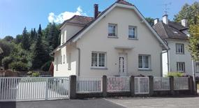 Meublé de M. Cordary, Alsace, vue extérieure