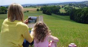 Séjour découverte proche de la nature, Alsace, sur les hauteurs de Niederbronn-les-Bains