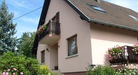Meublé de M. Peterhans, Alsace, vue extérieure
