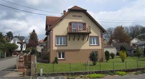 Meublé de M. Reeb, Alsace, vue extérieure