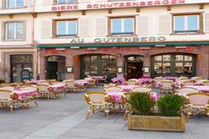 image - Restaurant Au Gutenberg