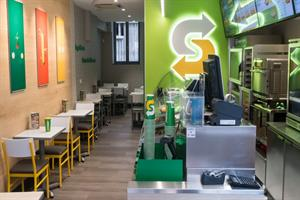 image - Restaurant Subway