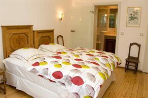 image - Chambre d'hôtes Le Stoeckli - Chambre jaune
