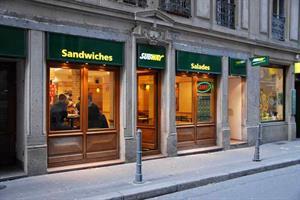 image - Restaurant Subway