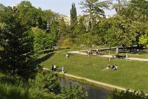 image - El parque de la Ciudadela