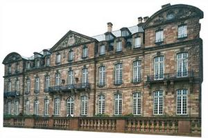 image - Hôtel de Klinglin, currently the Prefect's building