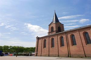 image - Friedenskirche / Iglesia de la paz