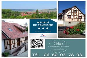 image - Gîte d'Odratzheim en Alsace