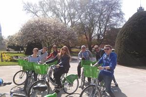 image - Cyclorama Strasbourg - Radtouren