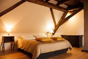 image - Chambre d'hôtes Unter der Linde - Face au Tilleul