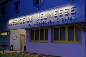 image - Auberge de Jeunesse des 2 Rives (location de salles)