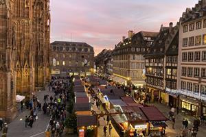 image - Strasbourg, capitale de Noël