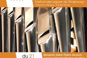 image - Stras'Orgues - Festival des orgues de Strasbourg