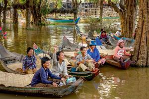 image - Le Mékong - Au fil d'un fleuve mythique