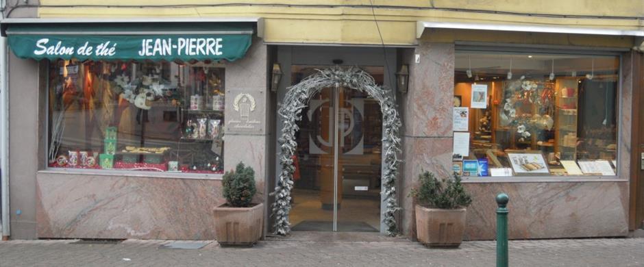 P tisserie salon de th jean pierre - Patisserie salon de the ...