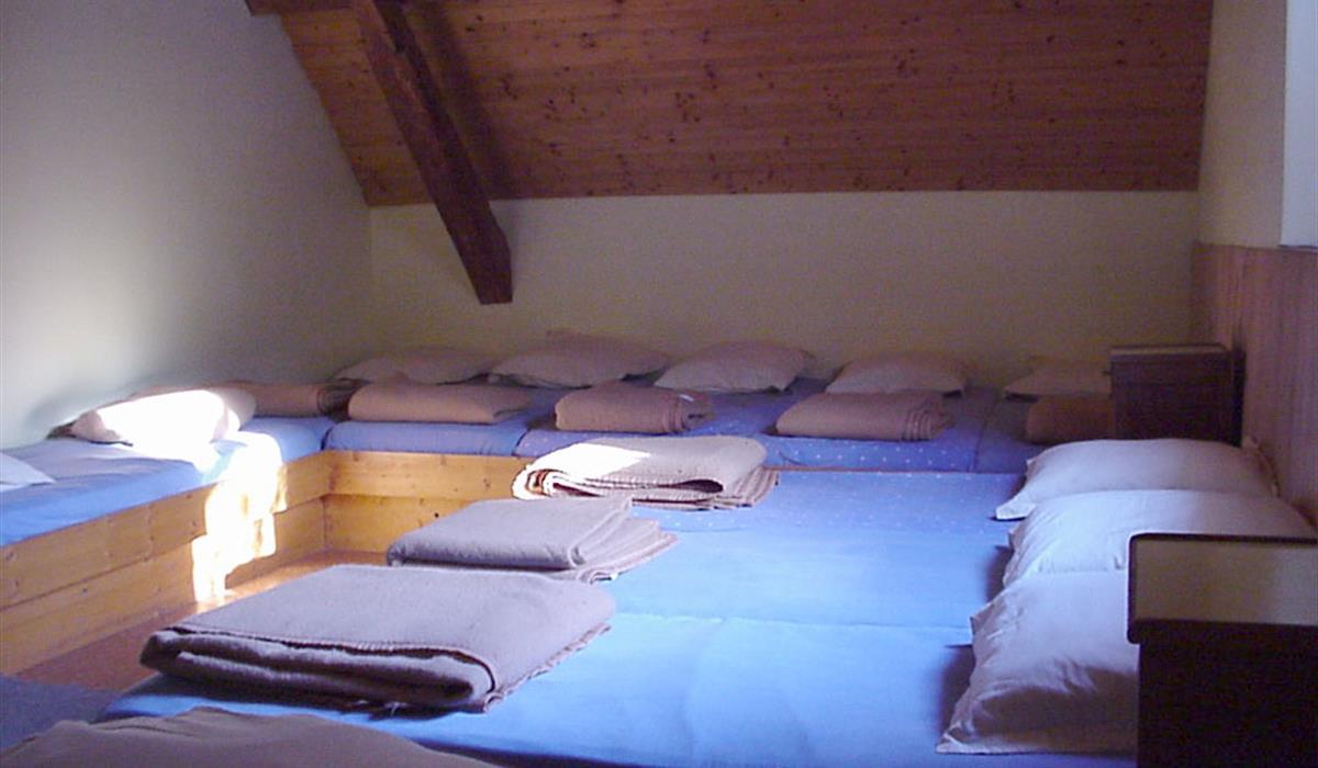 Refuge du Ritzenthal, Wintzfelden, Haut-Rhin, Alsace
