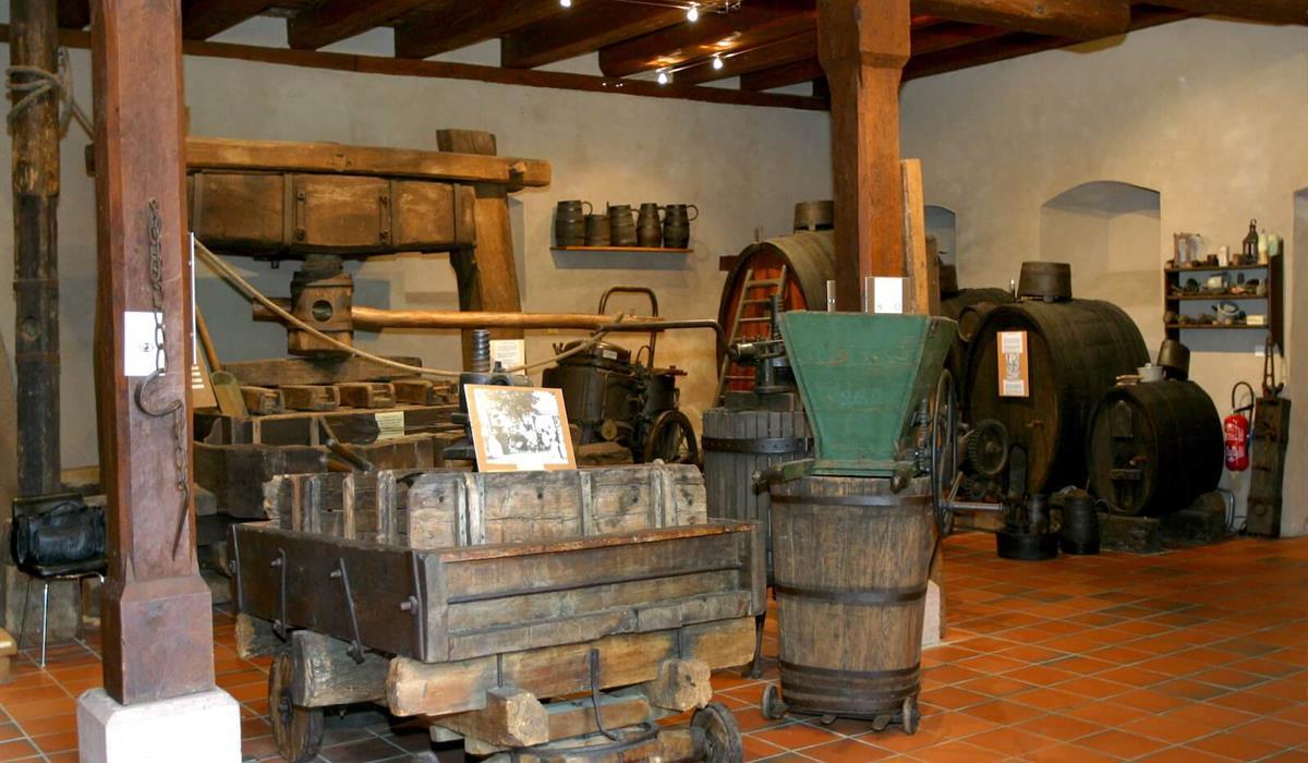 © Musée du vignoble et des vins d'Alsace.