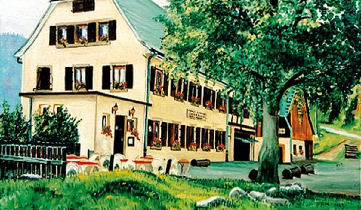 Auberge du Braunkopf - Vallée de Munster