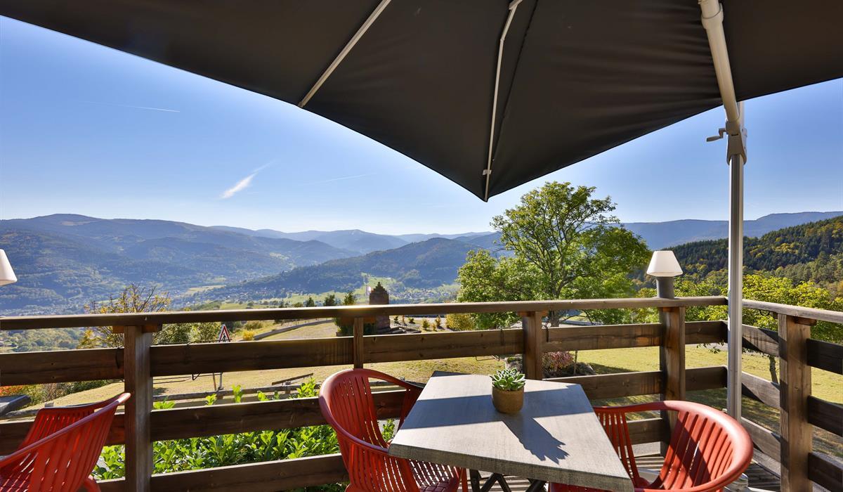 hôtel restaurant Panorama - Alsace, Vallée de Munster