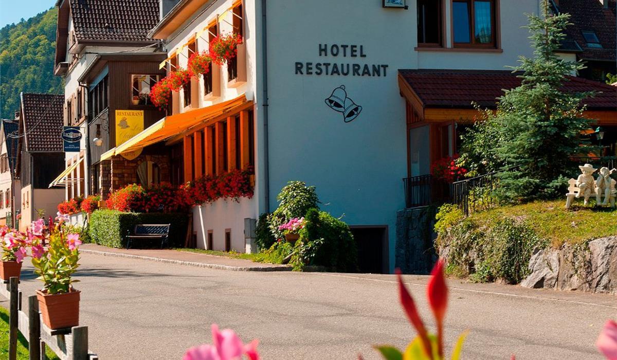 Hôtel-Restaurant Aux Deux Clefs
