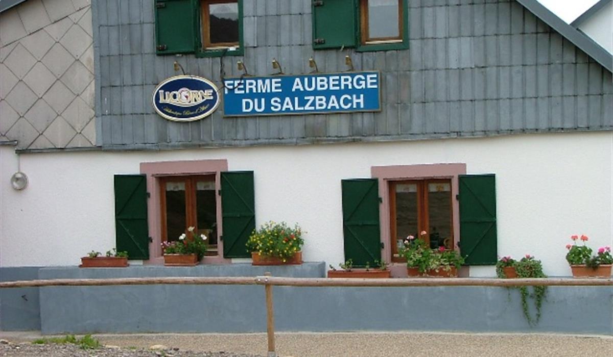 Ferme Auberge du Salzbach - Vallée de Munster - Alsace