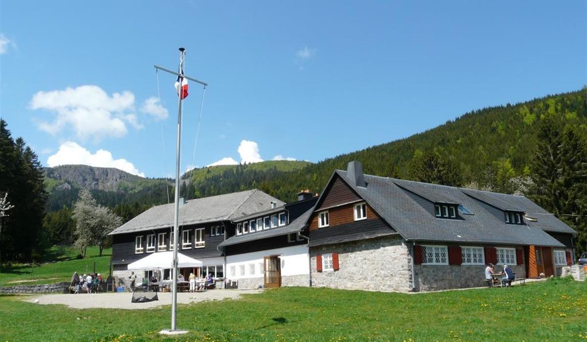 Centre de Vacances La Schildmatt Soultzeren - Vallée de Munster en Alsace