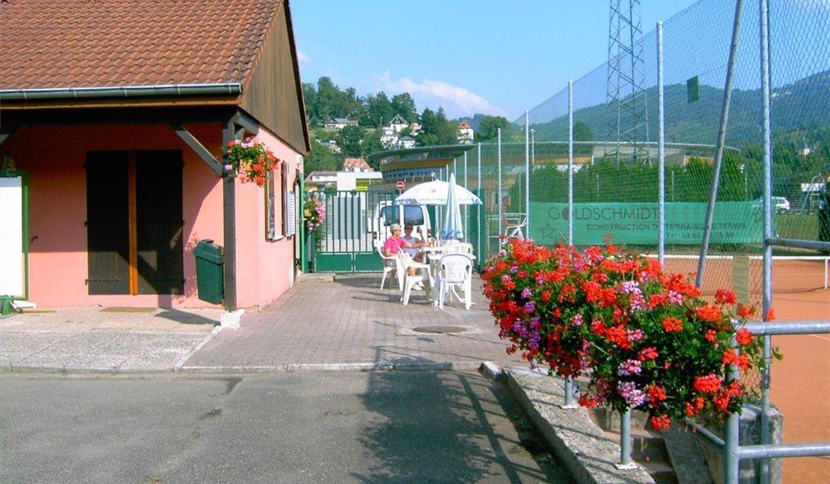 Le tennis à Munster