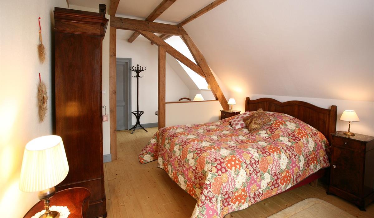 Une chambre, Chardonneret